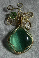 Wire pendant 101 by Kimantha333