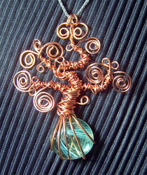wire pendant 206 by Kimantha333