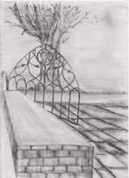 An Ealing Broadway View by EmanuRenton
