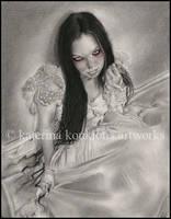 Ghost Whisperer by Katerina-Art