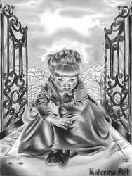 Tattered Fairy by Katerina-Art