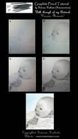 Baby Portrait Pencil Tutorial by Katerina-Art