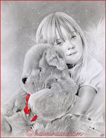 Christmas Gift by Katerina-Art