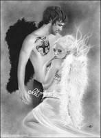 Forbidden Love by Katerina-Art