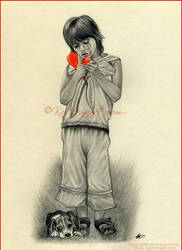 Broken Hearted by Katerina-Art