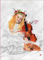 Winter's Song by Katerina-Art