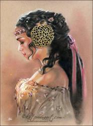 Padme Amidala by Katerina-Art