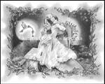 The Secret Garden by Katerina-Art