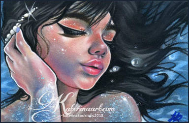 Melody of the sea by Katerina-Art