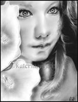 Angel Eyes by Katerina-Art