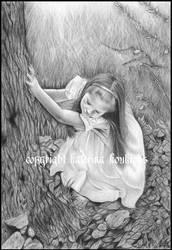 Alice in Wonderland by Katerina-Art