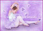 Ballet De Papillon by Katerina-Art