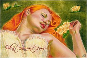 Briar Rose by Katerina-Art