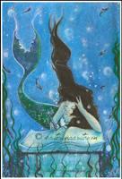 A Mermaid's Tale by Katerina-Art