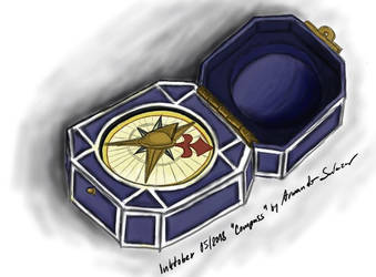 Compass by Salmicka
