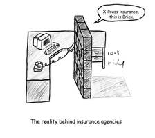 Insurance Agencies by mbrsart