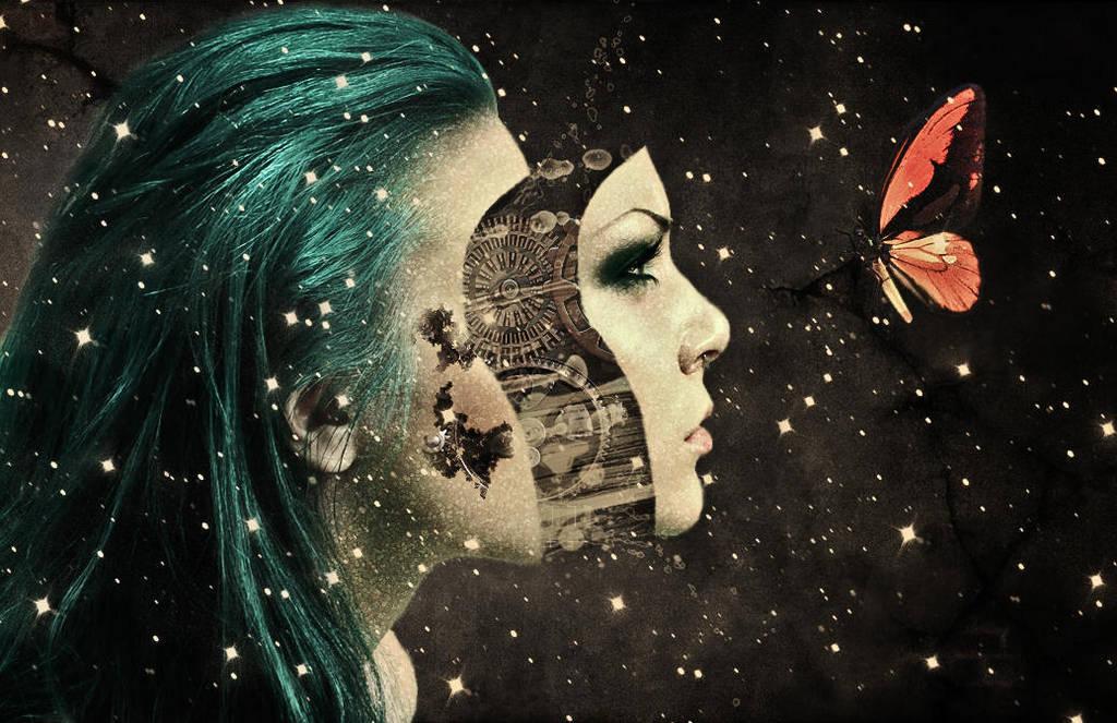 She Cyborg by AhMeD-19