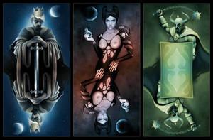 Cards - Spade by geci