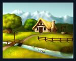 4 Seasons - Summer by geci