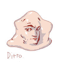 Ditto by Gumbogamer