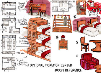 Lato :: Optional Pokemon Center Room Reference by Yuriakashu