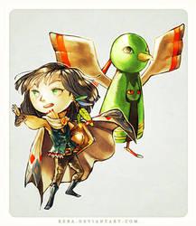 POKEFANTASIA: The Magician by Reba