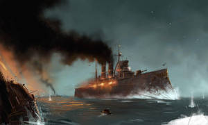 Battle for Reykjavik by sketchboook