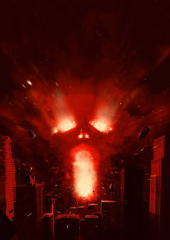 Hell unleashed by sketchboook