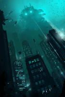 Aquapolis by sketchboook