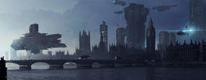 London 2208 by sketchboook