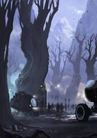 Mirkwood by sketchboook