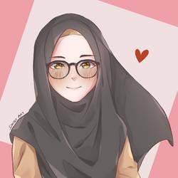 Zawa Hijab by Daisy-Artz