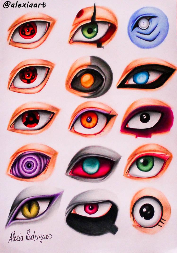 Naruto Special Eyes Wwwtollebildcom