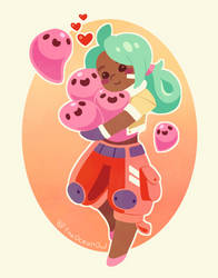 Slime Rancher by TheOceanOwl