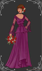 Wedding-Dress-by-AzaleasDolls by PoisonDLucy13