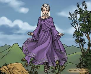 Lady Desponia by PoisonDLucy13