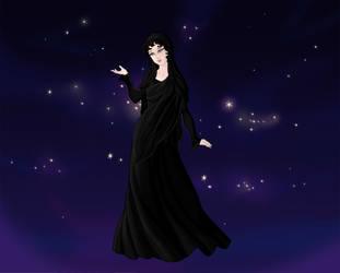 Lady Achlys by PoisonDLucy13