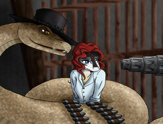 'not very advisable...' by Lileyx