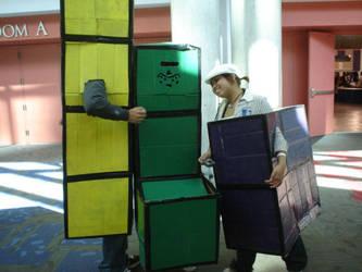 Tetris by loveCAN