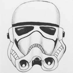 Stormtrooper by Third3Day
