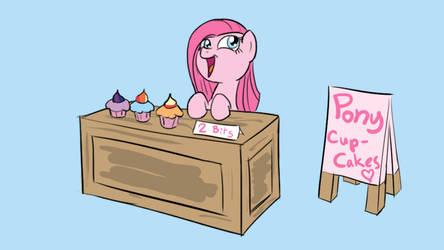 Cupcakes 4 Sale by 1n33d4hug