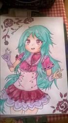 Anime Girl :) by BrighterAngel
