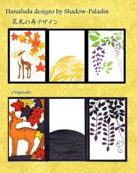 Hanafuda Preview by shadow-paladin