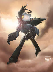 Mark Brooks' Canti by MonkeySeed