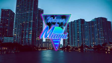 Miami by MrMiami0