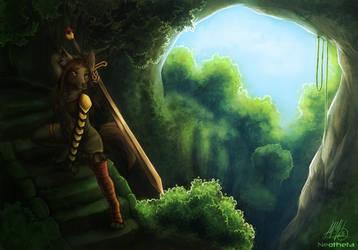 Deep Jungle by Neotheta