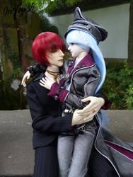I love you by Oni-Vega