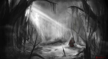 Swamps_WIP by Zabesho