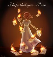 [REDRAW] Eliza Schuyler BURN by Tanuuh