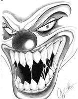 Twisted Metal's Sweet Tooth by Archetypical-G